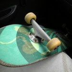 skateboard wheelbite